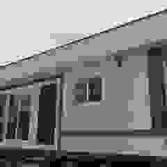 舒適的住家品質-黑白灰簡潔設計 根據 築地岩移動宅 簡約風
