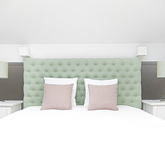 Dormitorios de estilo mediterráneo de maria inês home style Mediterráneo