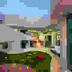 Casa Paulínia Casas modernas por Arquiteto Aquiles Nícolas Kílaris Moderno