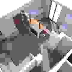 studio G70_architetti Вітальня