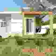 Casa RJ por Cíntia Schirmer | arquiteta e urbanista Clássico Tijolo