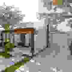 CASA RP -opção de fachada 02 por Cíntia Schirmer | arquiteta e urbanista Clássico