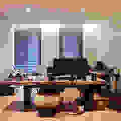 공간별 컨셉 입히기 (삼성동 라테라스) 모던스타일 서재 / 사무실 by 다빈710 모던