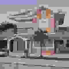 Casas de estilo colonial de Gelker Ribeiro Arquitetura | Arquiteto Rio de Janeiro Colonial