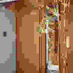 من 稲山貴則 建築設計事務所 أسيوي خشب Wood effect