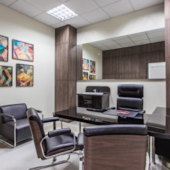 Consultório Médico Escritórios clássicos por Samantha Sato Designer de Interiores Clássico