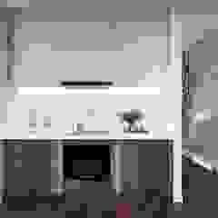 Modern style ~ Thiết kế nội thất hiện đại tinh tế từng chi tiết Nhà bếp phong cách hiện đại bởi ICON INTERIOR Hiện đại