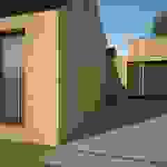 CASAS ESTRUTURAS DE MADEIRA por Atelier 72 - Arquitetura, Lda Moderno