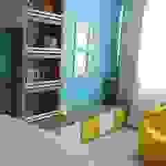 Rita Corrassa - design de interiores Stanza dei bambiniGiocattoli