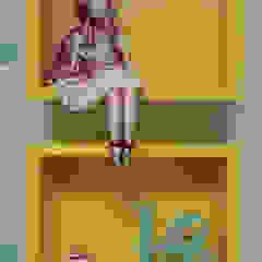 Rita Corrassa - design de interiores Stanza dei bambiniAccessori & Decorazioni Giallo