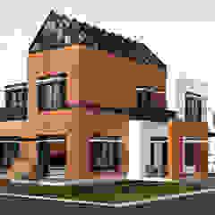 Rumah Merah Oleh aradigma Modern
