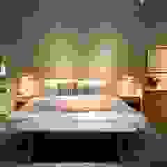 北欧スタイルの 寝室 の homify 北欧