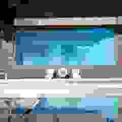 4つのリゾート空間 モダンスタイルの プール の PROSPERDESIGN ARCHITECT OFFICE/プロスパーデザイン モダン