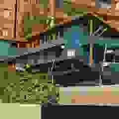by eco cero - Arquitectura sustentable en Talca Scandinavian گرینائٹ
