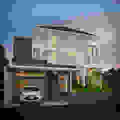 Eksterior Rumah Rumah Modern Oleh Arsitekpedia Modern