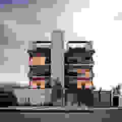 WERHAUS ARQUITECTOS Minimalist house