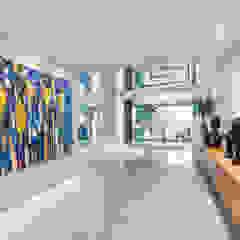 Hall Social - D|C Corredores, halls e escadas clássicos por Bience Arquitetura Clássico