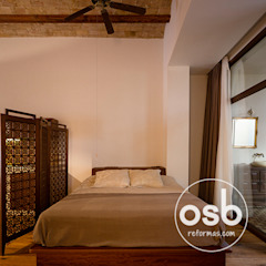 by osb arquitectos Rustic