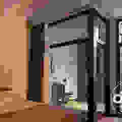 Rustic style bathroom by osb arquitectos Rustic