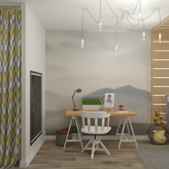 من E.KAZADAEVA. Interior design صناعي