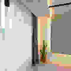 모던 인더스트리얼, 파주 빌라 프로젝트 인더스트리얼 거실 by 디자인 아버 인더스트리얼