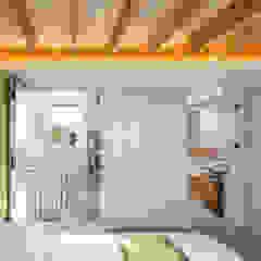 Dusheiko House Neil Dusheiko Architects Спальня