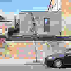 Petersen Brick House Neil Dusheiko Architects Modern houses