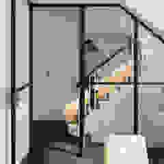 Petersen Brick House Neil Dusheiko Architects Modern windows & doors