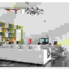 Minimalist living room by Inspace Studio Minimalist