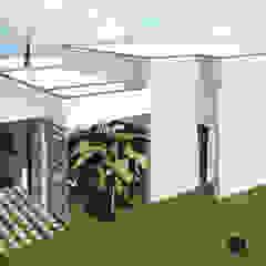 Casa de Chora - Moita por ATELIER OPEN ® - Arquitetura e Engenharia Minimalista Cerâmica