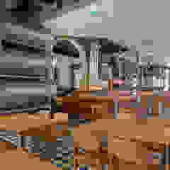 Cervejaria Nortada - Fábrica de Cervejas Portuense por Alessandro Guimaraes Photography Moderno