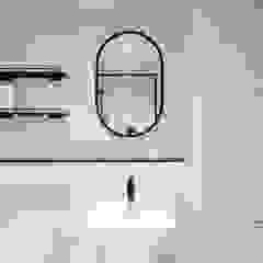 명륜2차 아이파크 34평 인테리어 모던스타일 욕실 by 로하디자인 모던