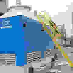 por Su soğutma kulesi CTP Mühendislik Mediterrânico Ferro/Aço