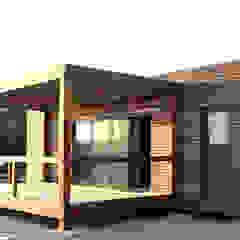 Projecto Bungalow Algarve por goodmood - Soluções de Habitação Moderno