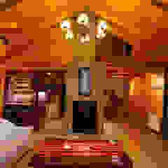 Casa Amancay Ι San Martín de los Andes, Neuquén. Argentina. Salones rurales de Patagonia Log Homes - Arquitectos - Neuquén Rural
