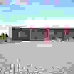 Habitação Unifamiliar, Castelo Branco Garagens e arrecadações modernas por goodmood - Soluções de Habitação Moderno