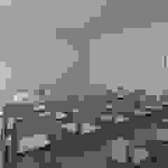 Projecto Turístico, Grândola Salas multimédia modernas por goodmood - Soluções de Habitação Moderno