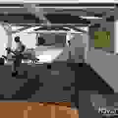 od NavarrOlivier Minimalistyczny Drewno O efekcie drewna
