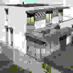 Casa da Quinta | Palmela por ATELIER OPEN ® - Arquitetura e Engenharia Eclético Betão armado