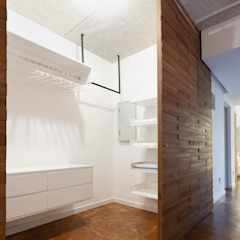 من Daniel Cota Arquitectura   Despacho de arquitectos   Cancún تبسيطي خشب Wood effect