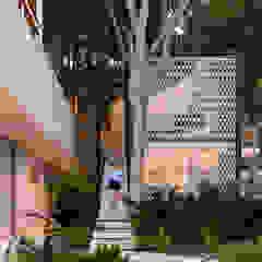 od Obed Clemente Arquitectos Egzotyczny Beton