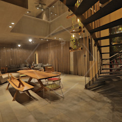 by SPACCE INTERIORS 한옥