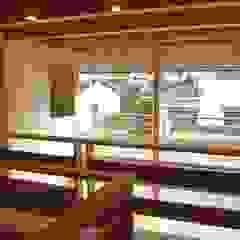 by 一級建築士事務所 ネストデザイン Asian لکڑی Wood effect