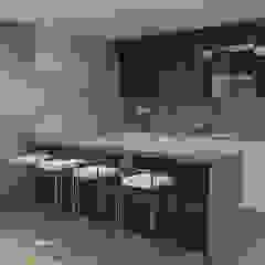 Minimalistische Küchen von Estudio R&R Minimalistisch