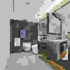 Luxury Solutions Baños de estilo moderno Beige