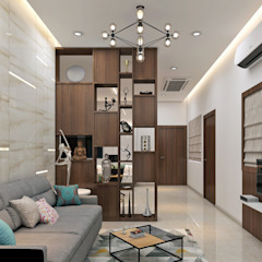 Modern Living Room by Inside Element Modern