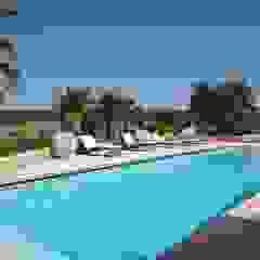 Son Naava, Majorca โดย 4D Studio Architects and Interior Designers ผสมผสาน