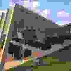 Timberman | Construção de Bar em Madeira @ Amarante por Black Oak Company group|( Ooty. )( Timberman )( Growing ) Moderno Madeira Acabamento em madeira