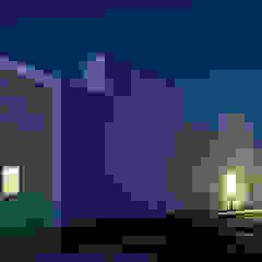 Subestação em Parque Solar no Alentejo Casas industriais por QUADRANTE Arquitectura Industrial