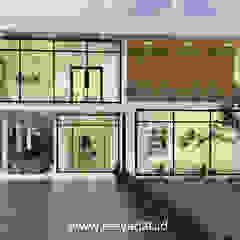 Desain Fasad Oleh PT. Leeyaqat Karya Pratama Modern